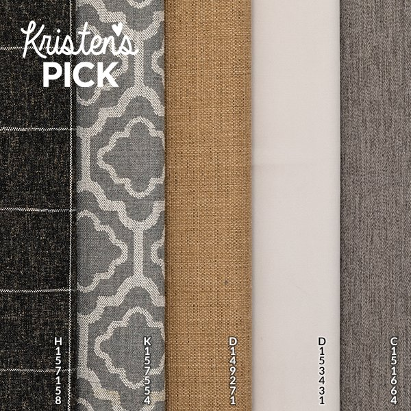 Meet Your Match swatch group - Kristen's Pick