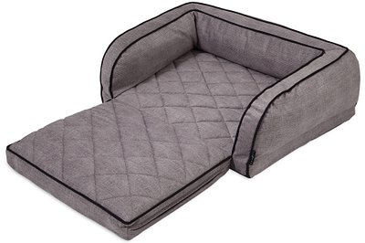 Fold-out sofa pet bed