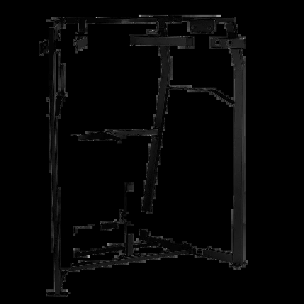 HS-MTS-iso-lateral-high-row Frame
