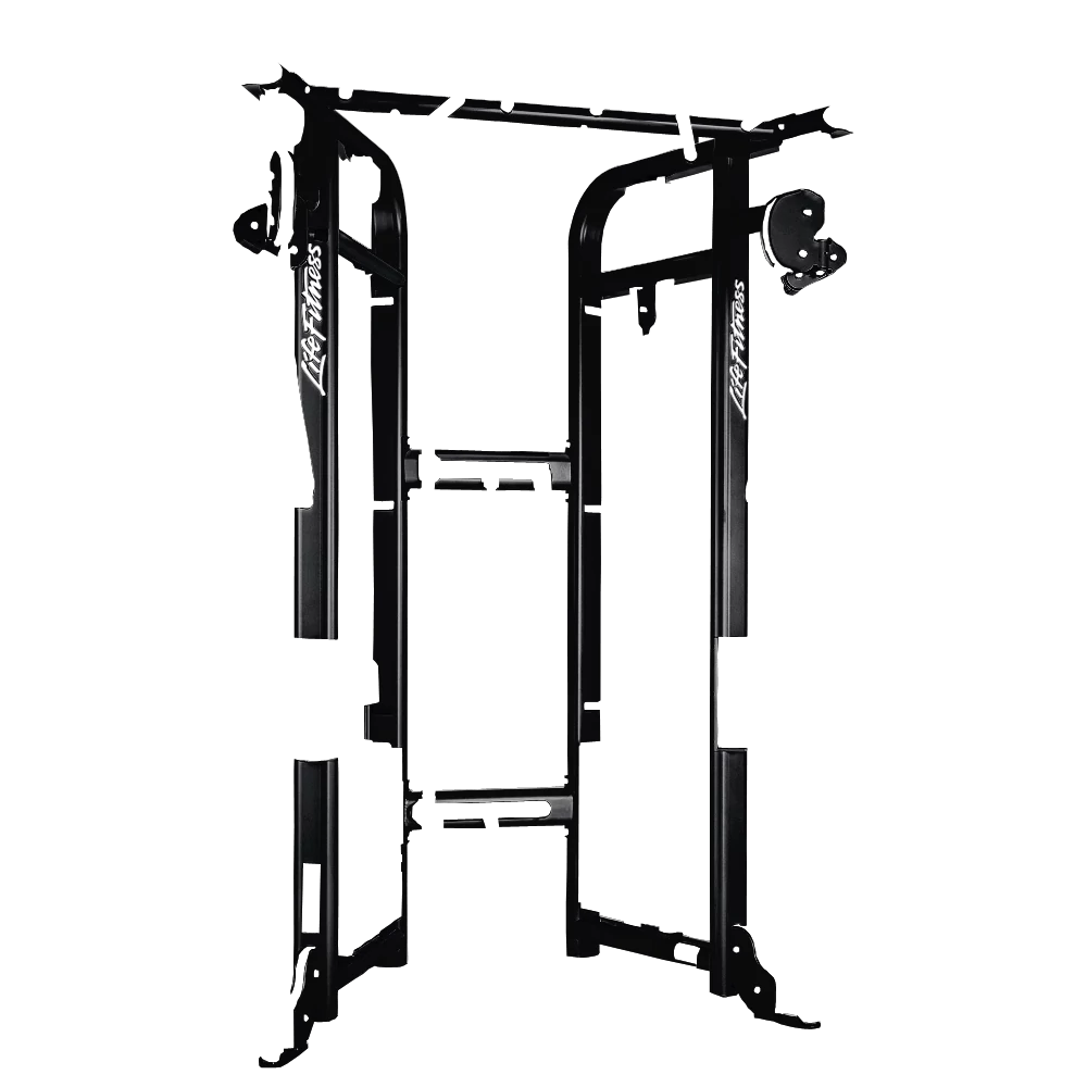 LF-SS-dual-adjustable-pulley-console Frame