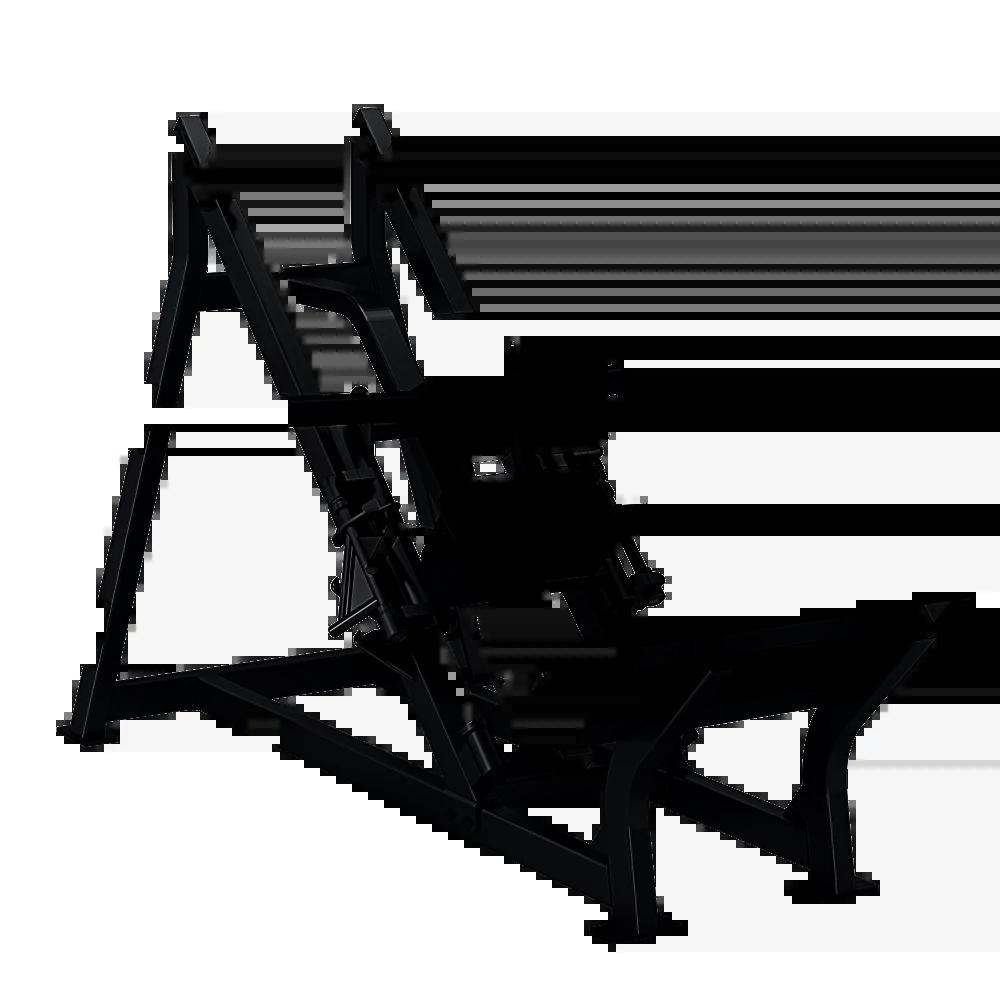 HS-PL-linear-hack-squat Frame