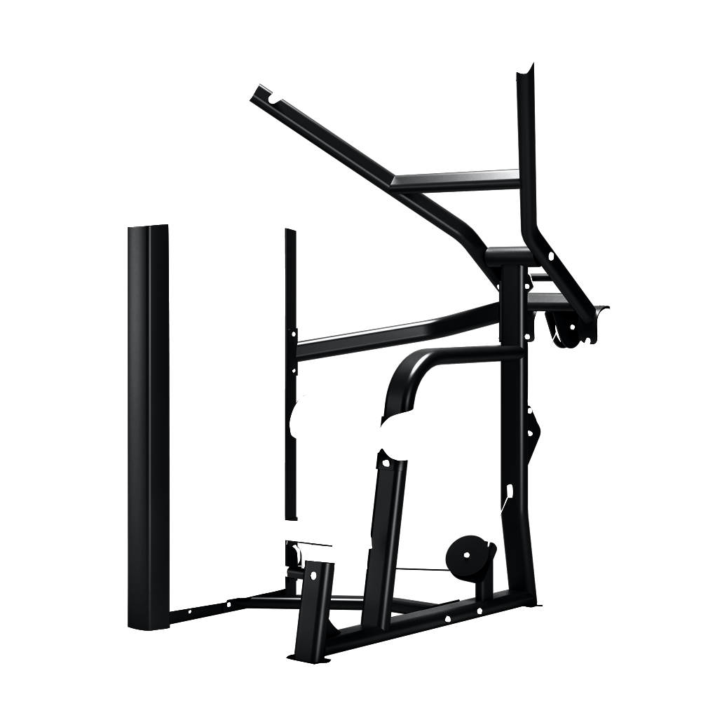 axiom-series-lat-pulldown Frame