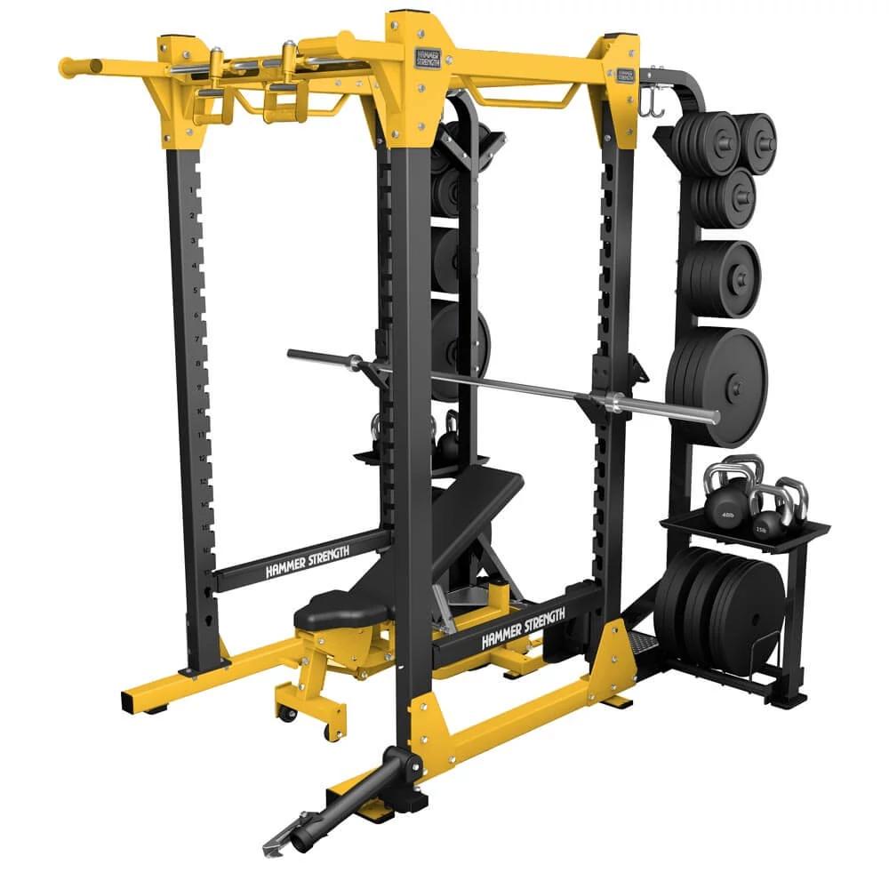 HS-HDE-power-rack Base
