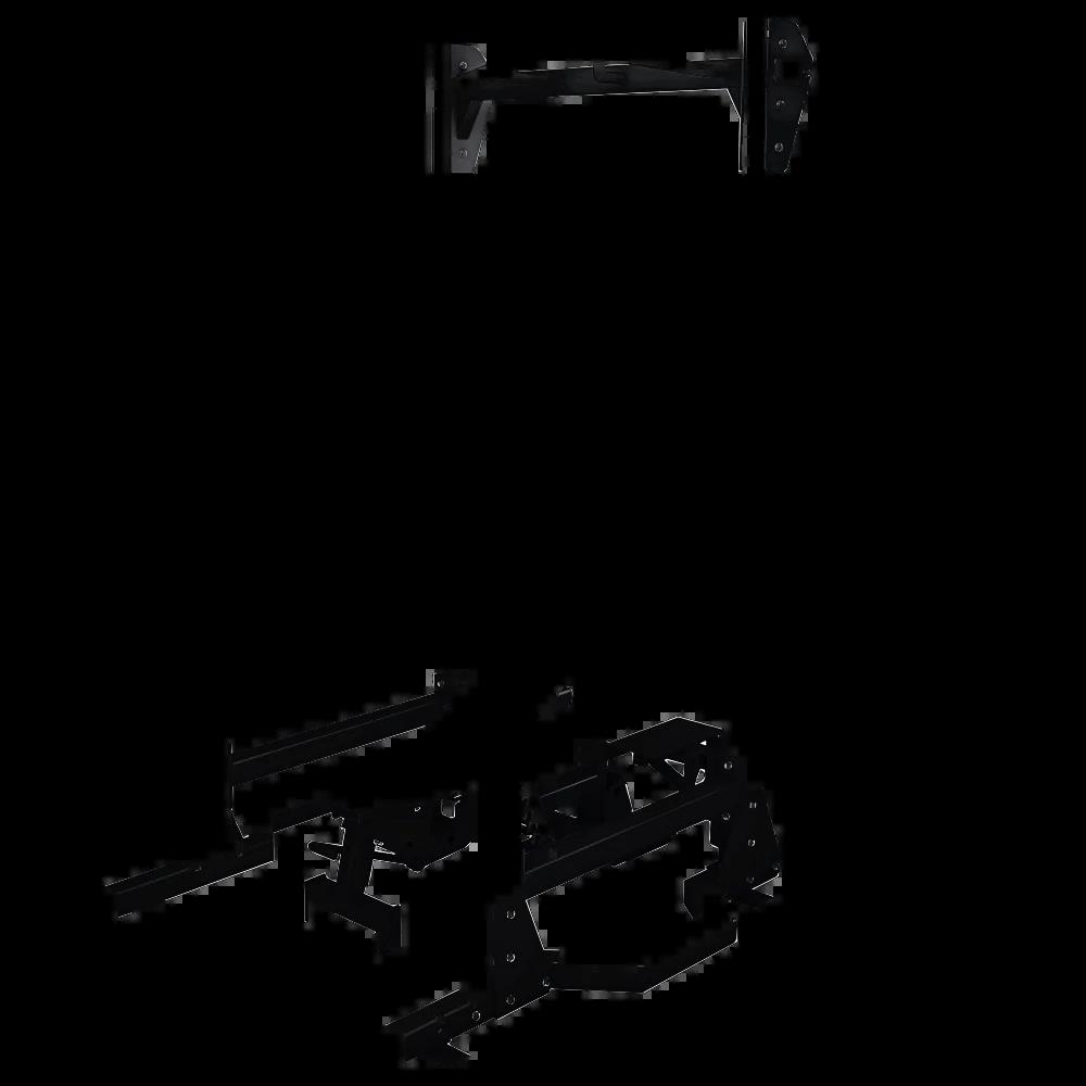 HS-HDE-multi-rack Frame