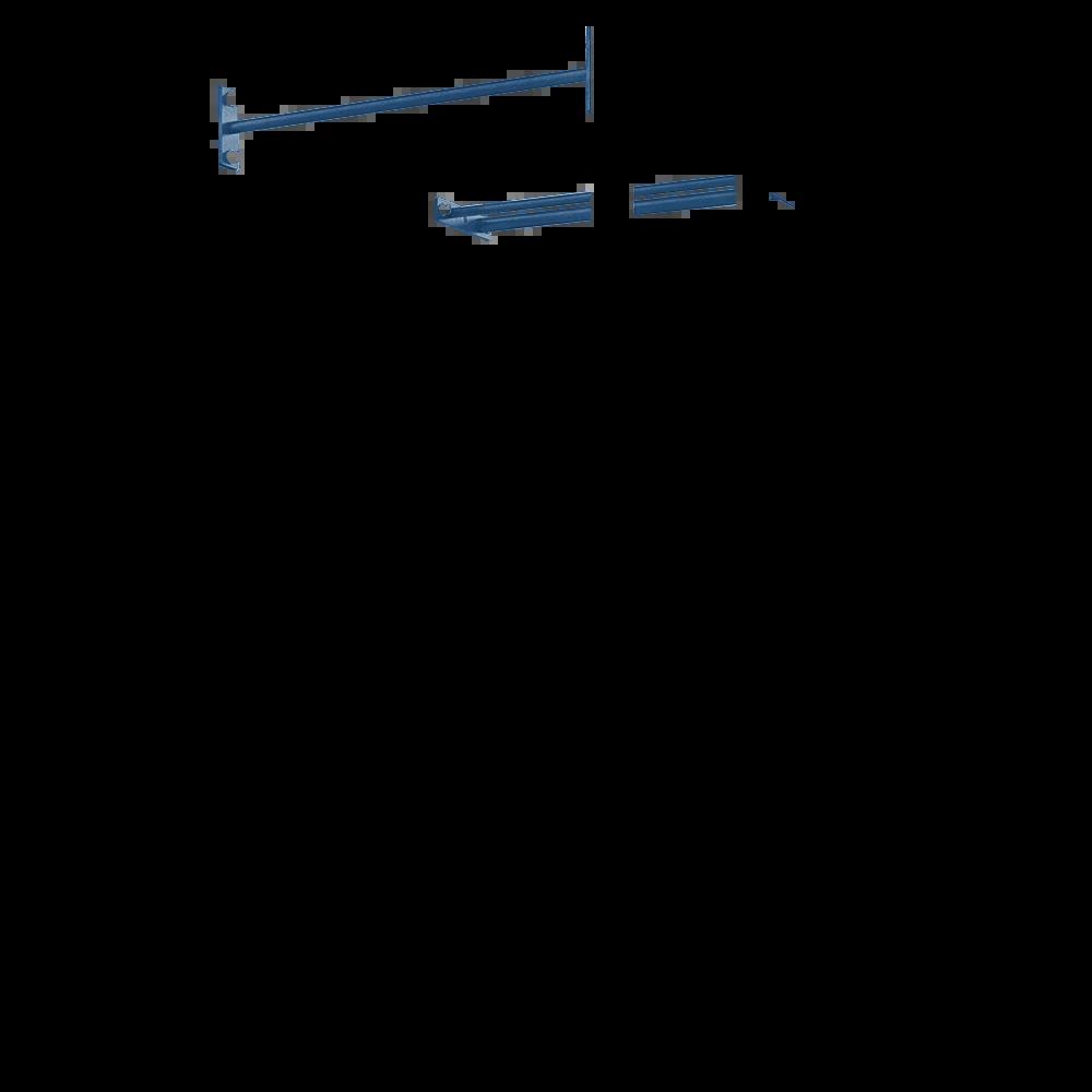 hd-athletic-power-rack Crossmember