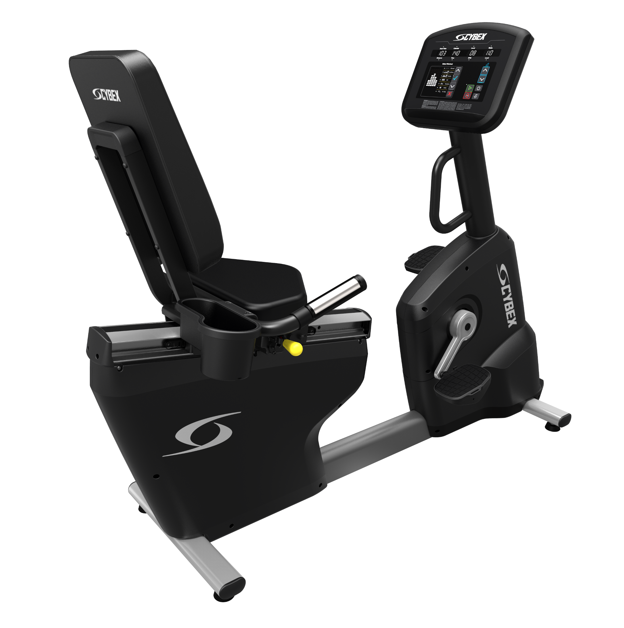 V Series Recumbent Bike