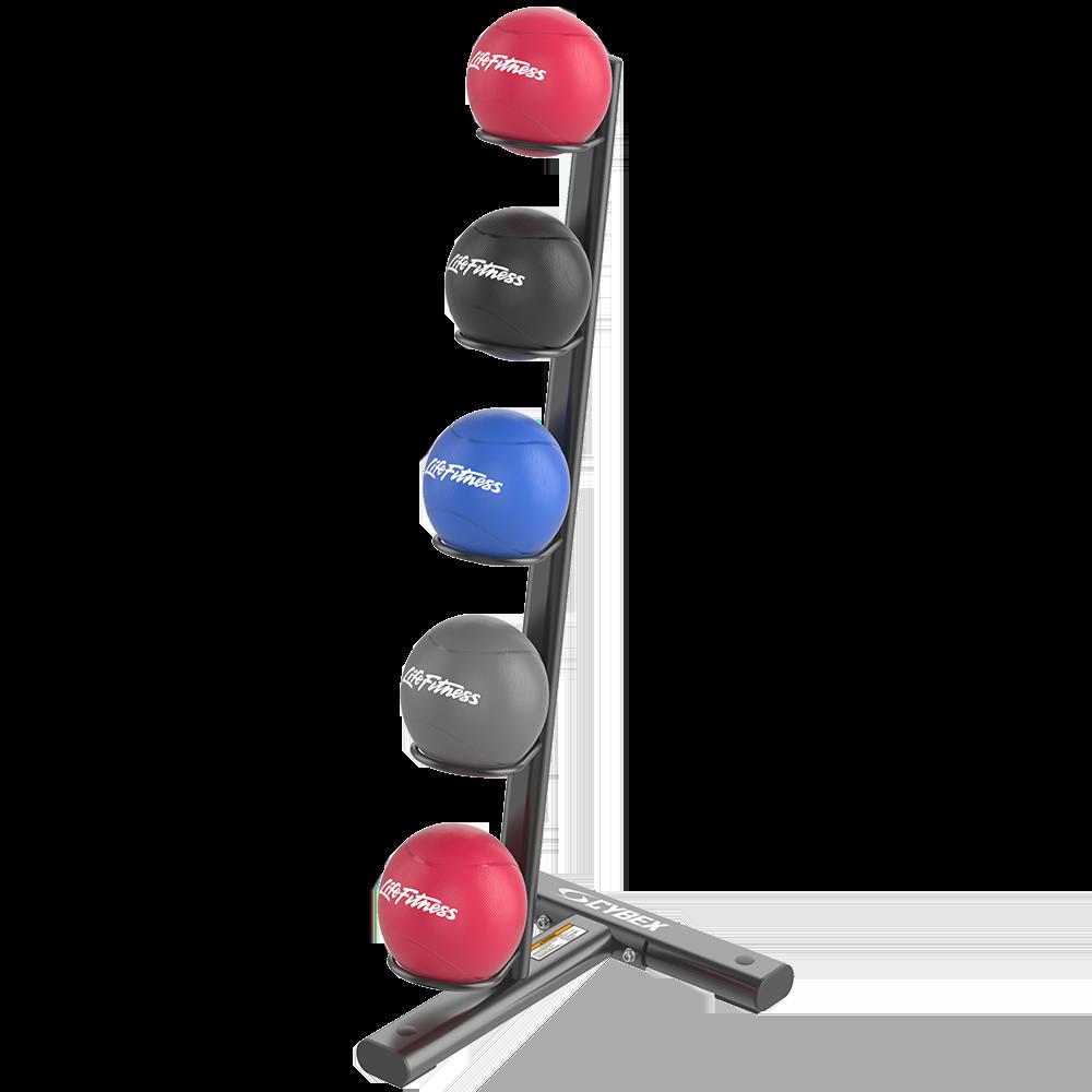 Вертикальная стойка для хранения медболов серии Ion