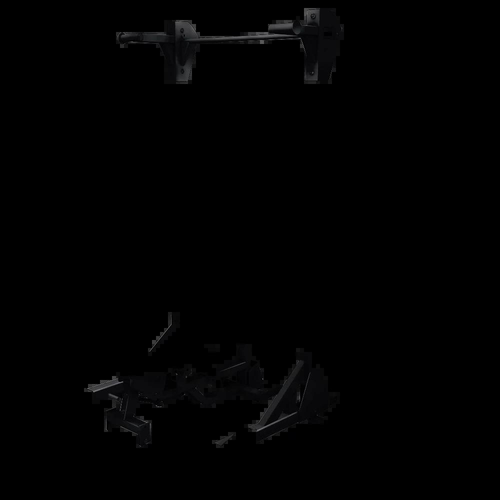 HS-HDE-half-rack Frame