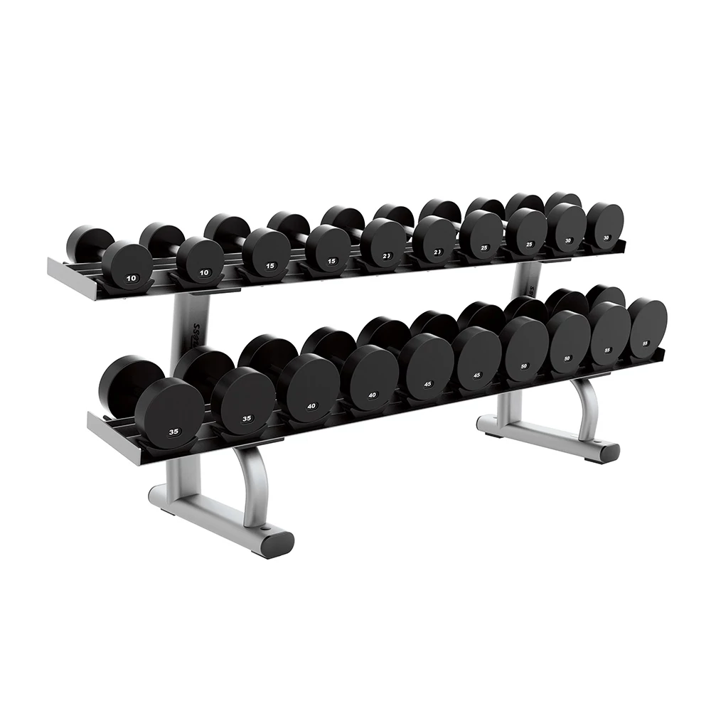 LF-SS-two-tier-dumbbell-rack Base