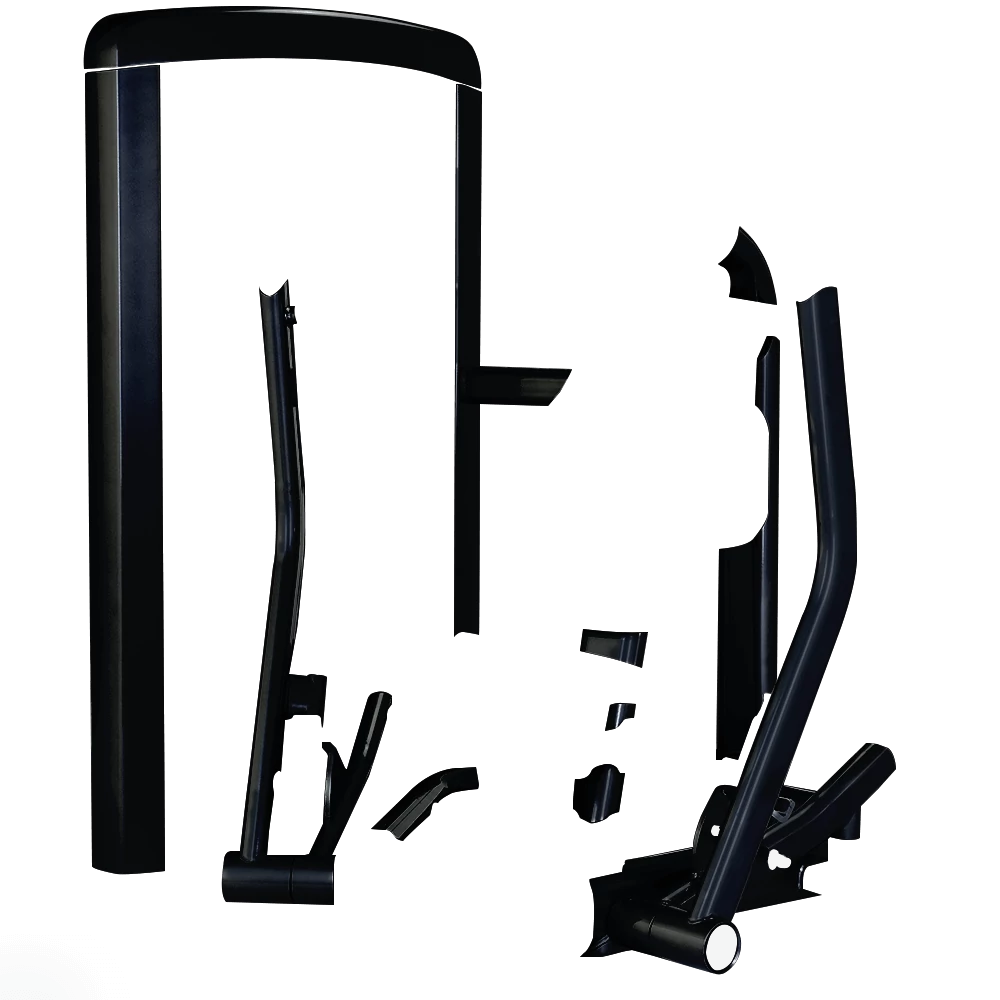 LF-IS-chest-press Frame