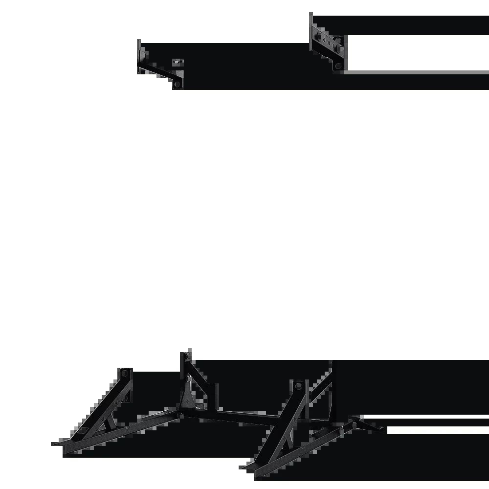 hd-athletic-half-rack Frame