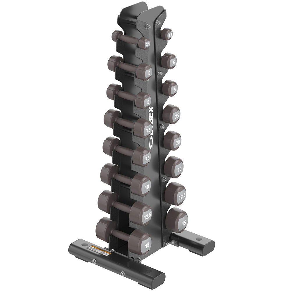 Ion Series Vertical Dumbbell Rack
