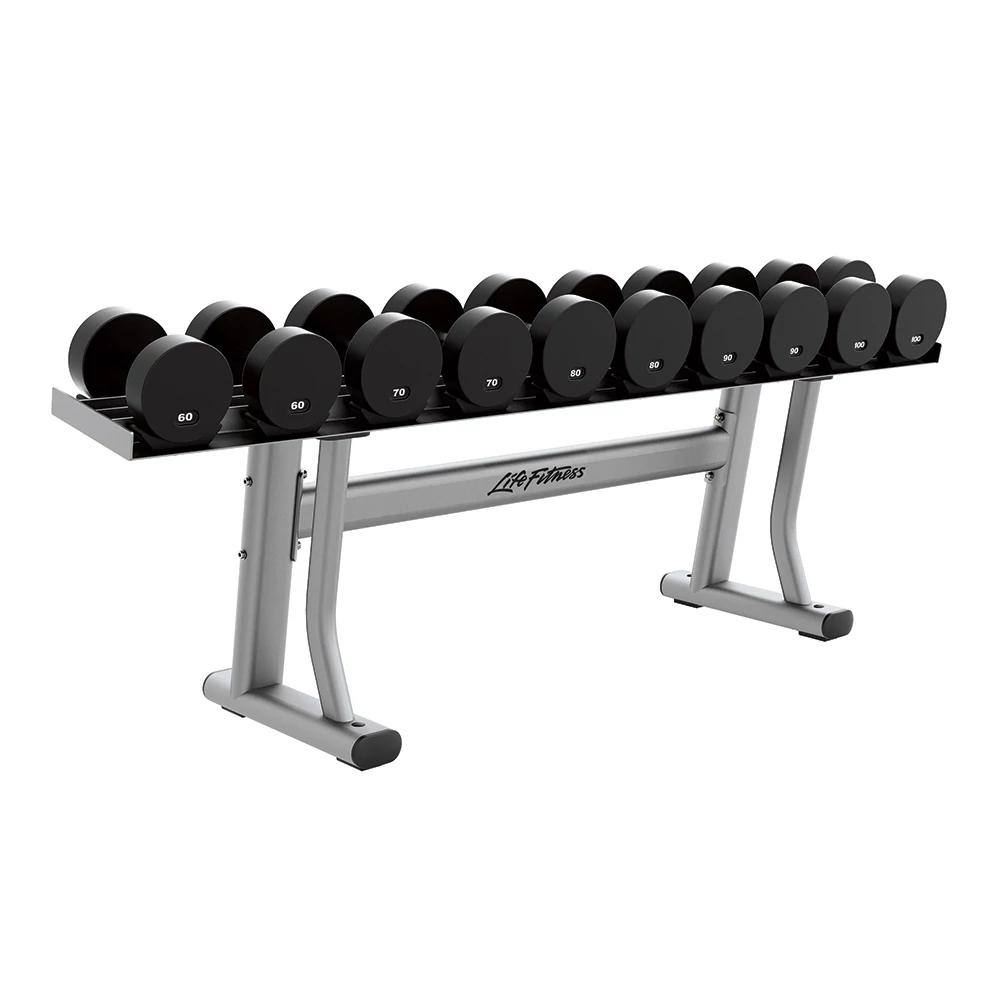 LF-SS-singe-tier-dumbbell-rack Base
