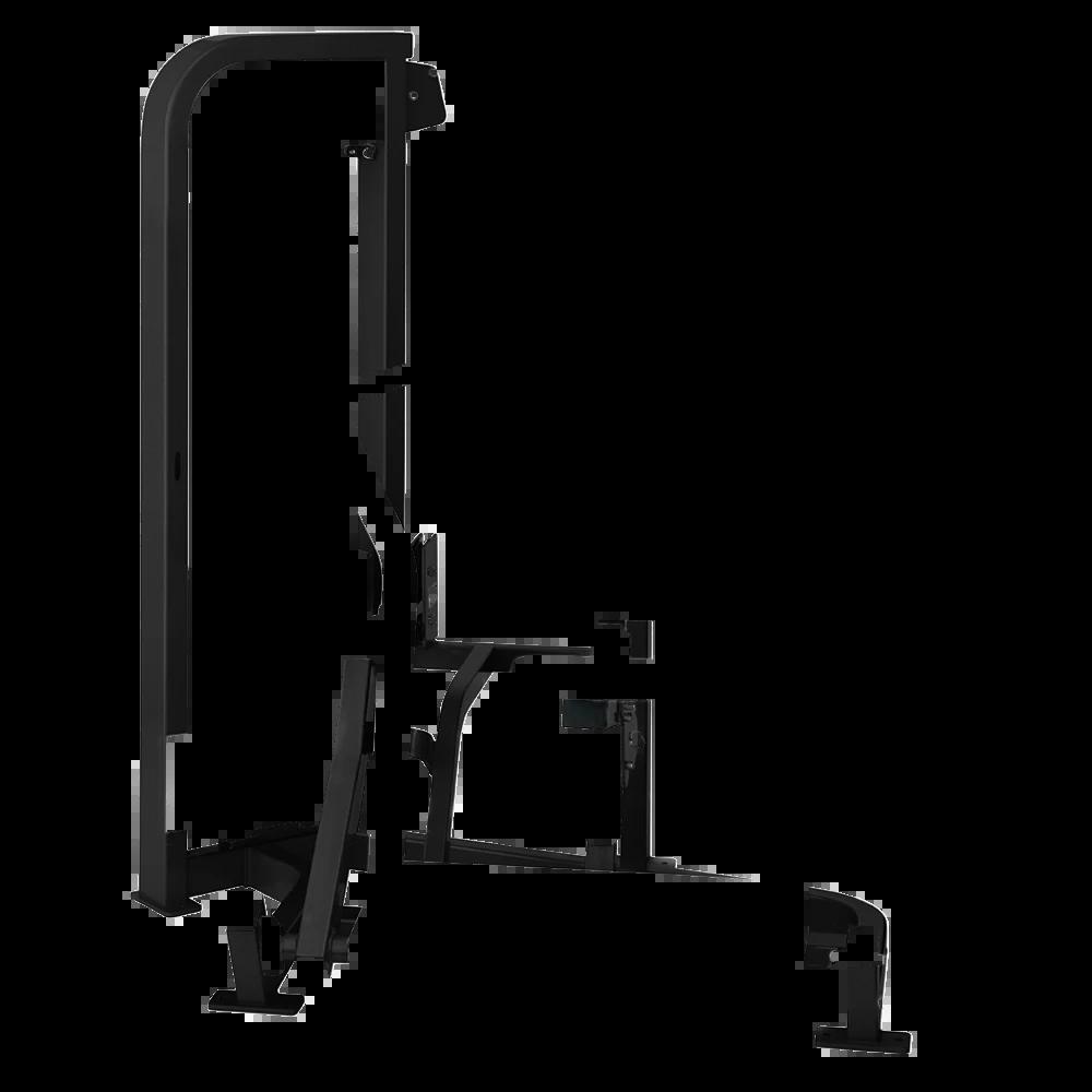HS-S-chest-press Frame
