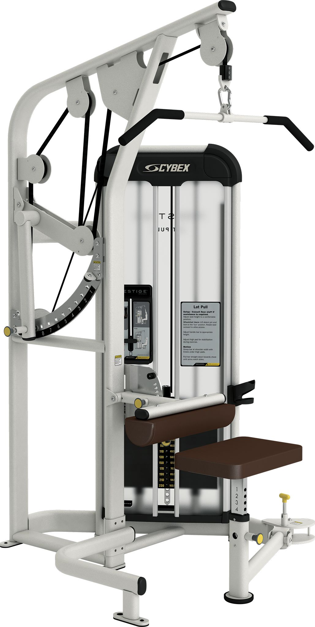 Lat Pulldown Total Access