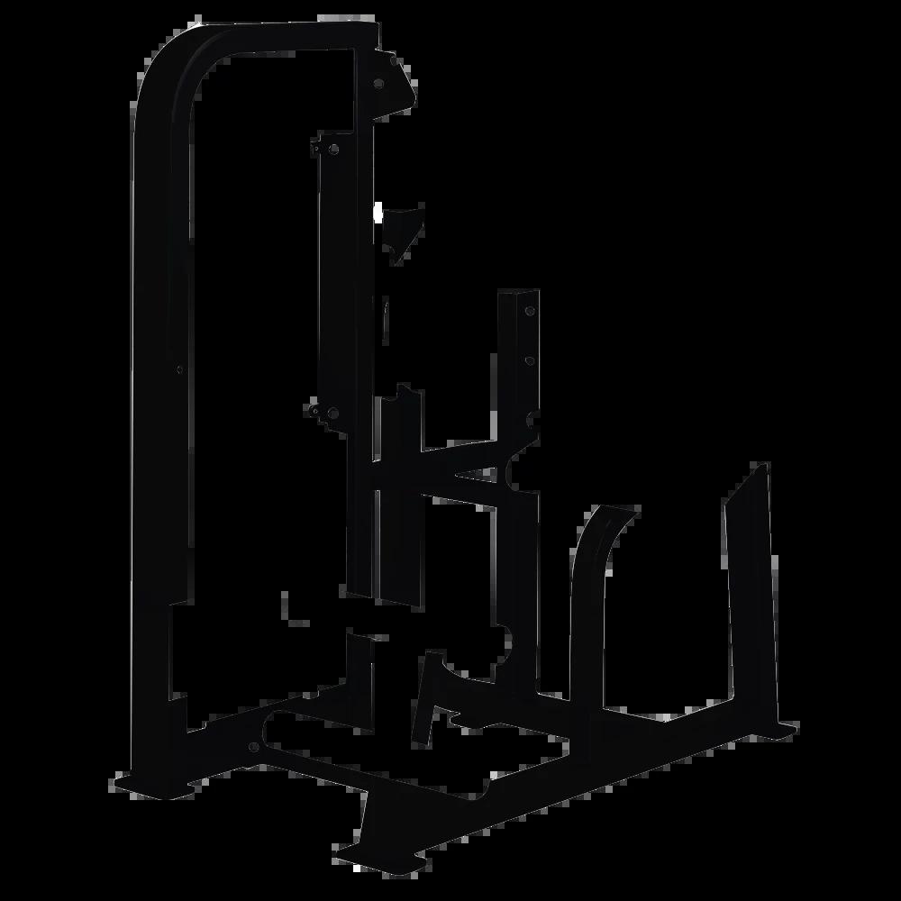 HS-S-back-extension Frame