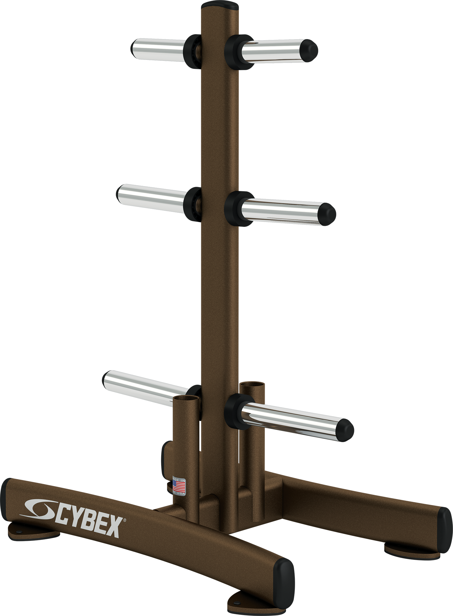 Prestige Series Weight Tree with Bar Storage