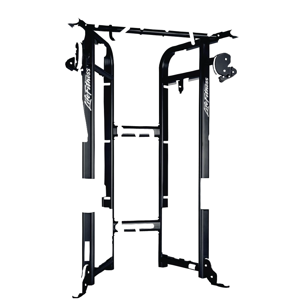 LF-SS-dual-adjustable-pulley Frame