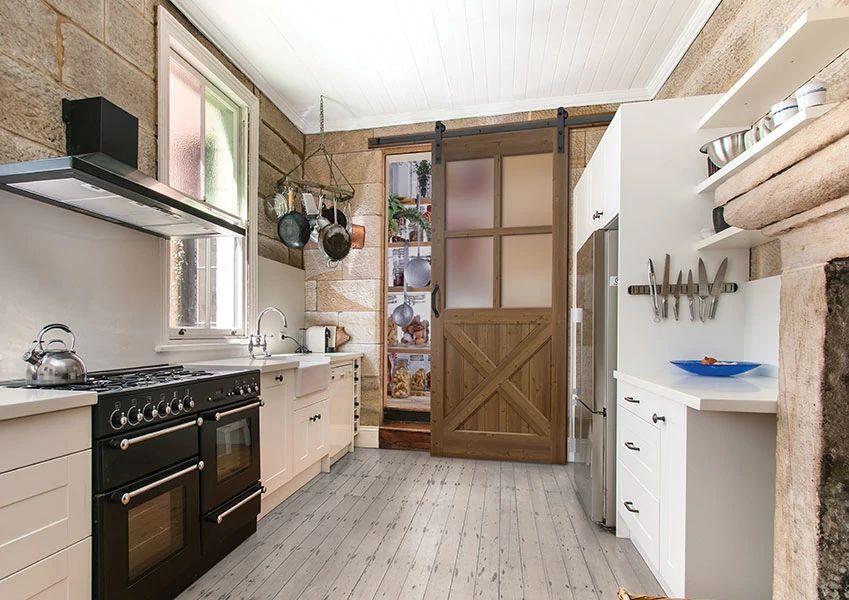 Barn Door Page