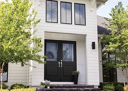 VistaGrande 1/2 Lite Entry Door