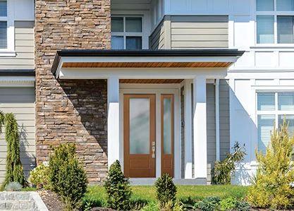 VistaGrande 3/4 Lite Entry Door