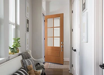 VistaGrande 3/4 Lite Doors