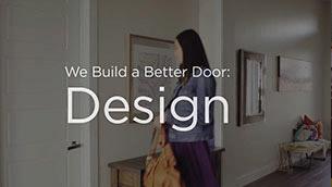 We Build a Better Door: Design