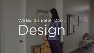We Build a Better Door: Design