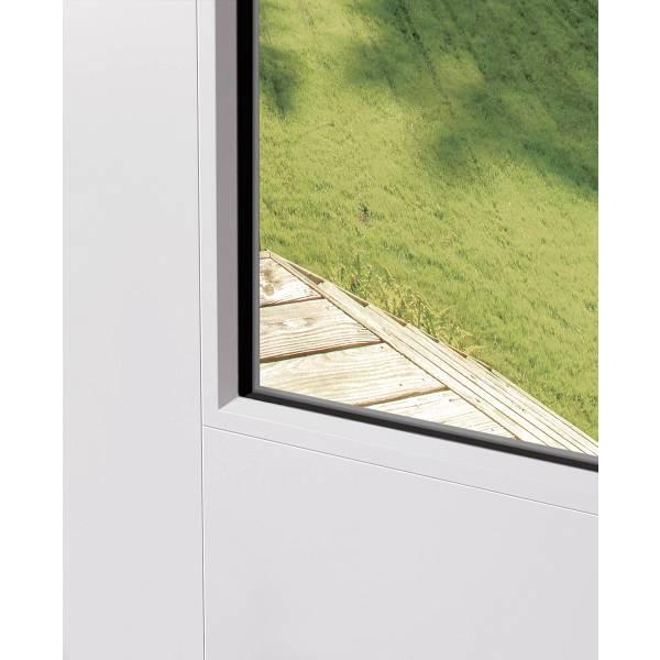 Smooth Fiberglass VistaGrande Door