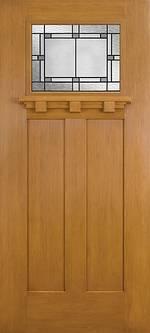 Heritage Fiberglass Door