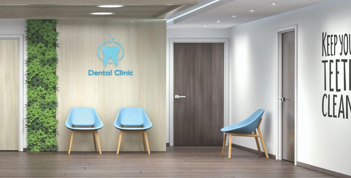 Dental Office with LPDL door