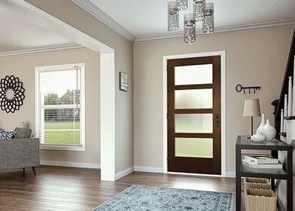 VistaGrande Full Lite Entry Door