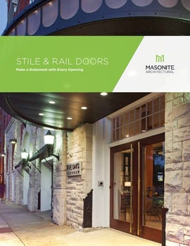 Stile and Rail Brochure