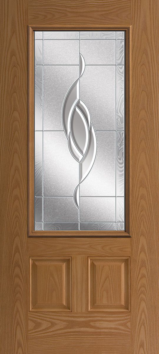 Belleville Fir Textured Door