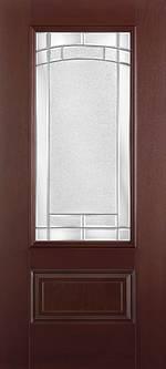 Belleville Fiberglass Door