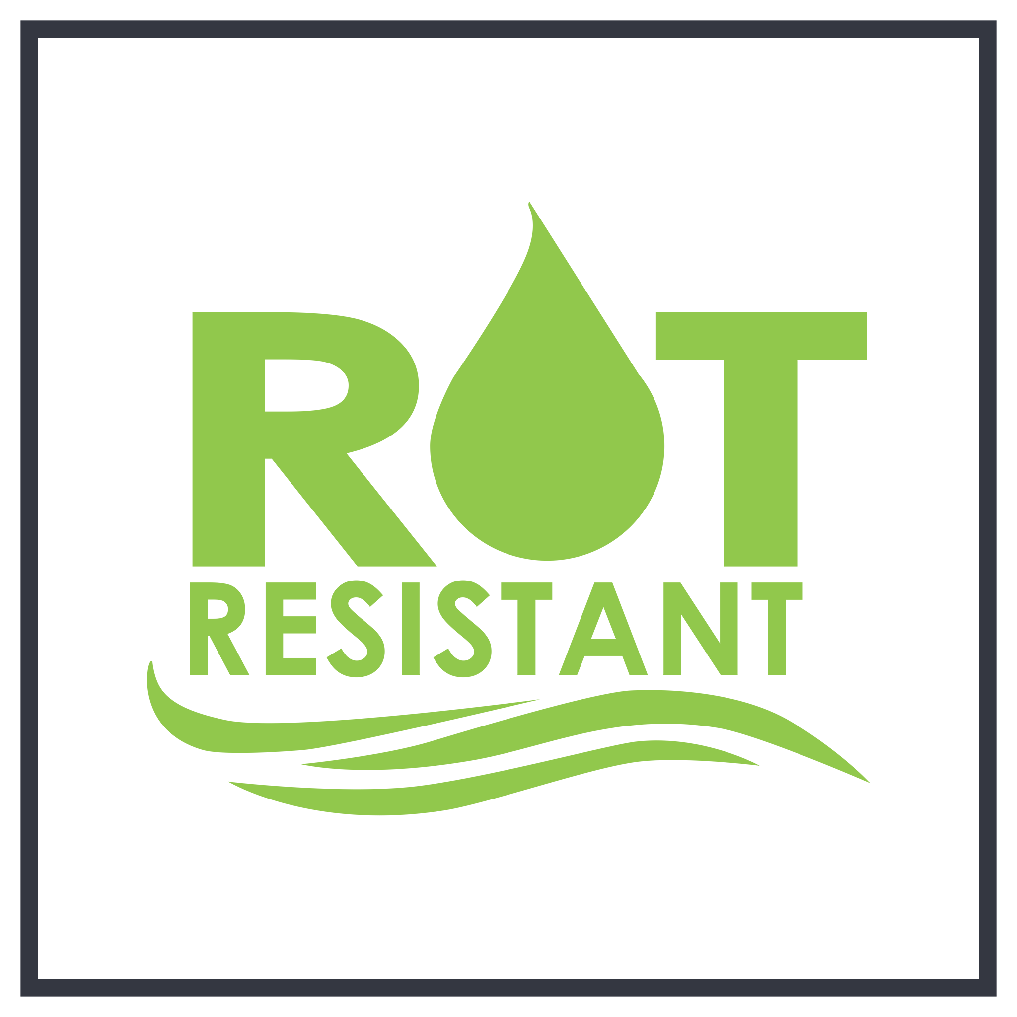 Rot-Resistant Bottom Rails