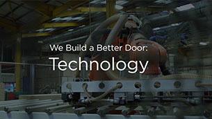 We Build a Better Door: Technology