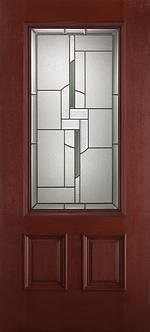 Barrington Fiberglass Door