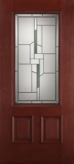 Barrington Fiberglass Door