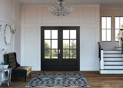 VistaGrande 3/4 Lite Exterior Doors
