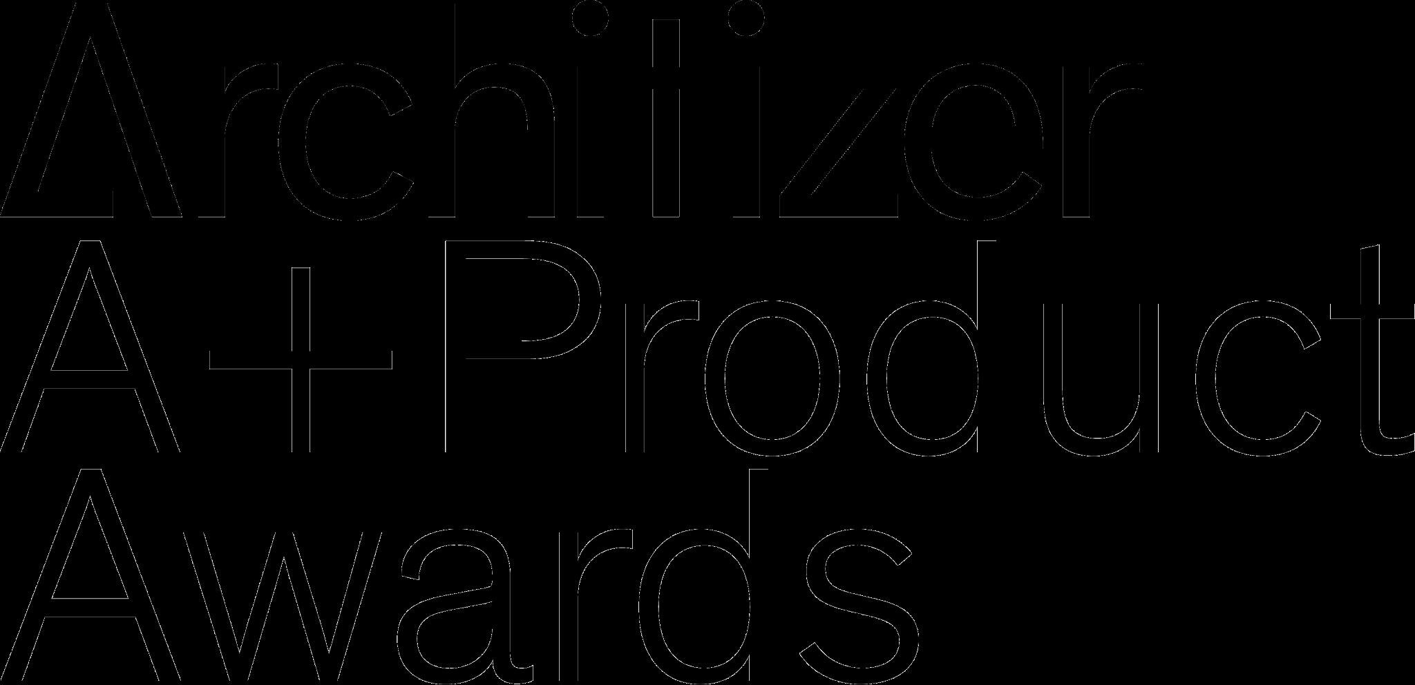 Architizer-A_Product-Awards-Logo