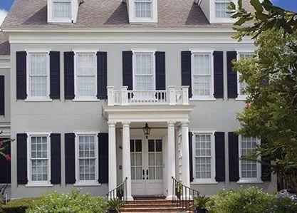 Classic House Exterior