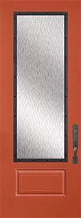 Belleville 3/4l Lite Fiberglass Door
