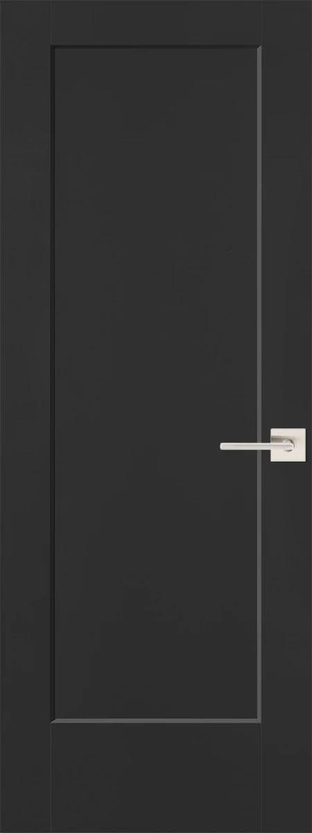 Livingston Solid Core Door in Anjour Pear