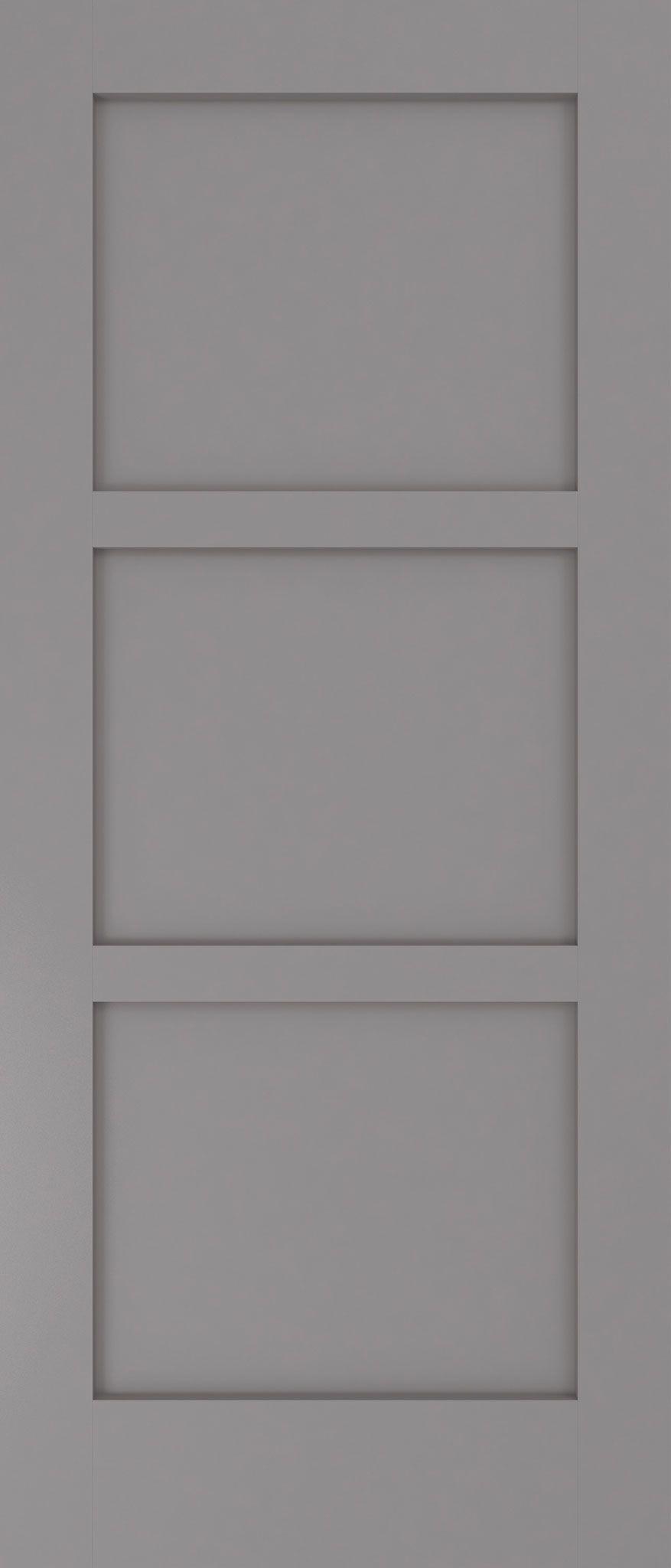 MDF-Stile-&-Rail-Door--Pewter