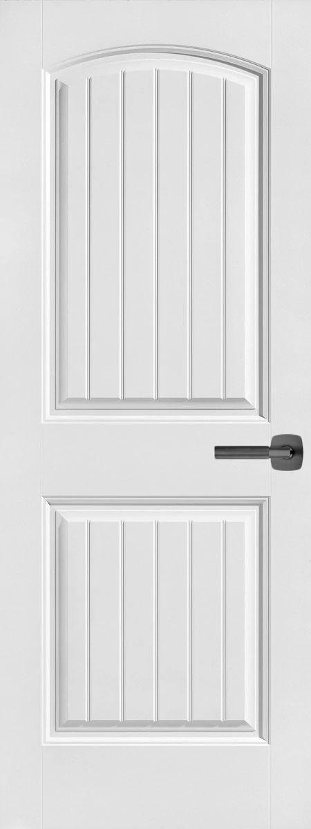 Cheyenne  Solid Core Door in Relentless Olive