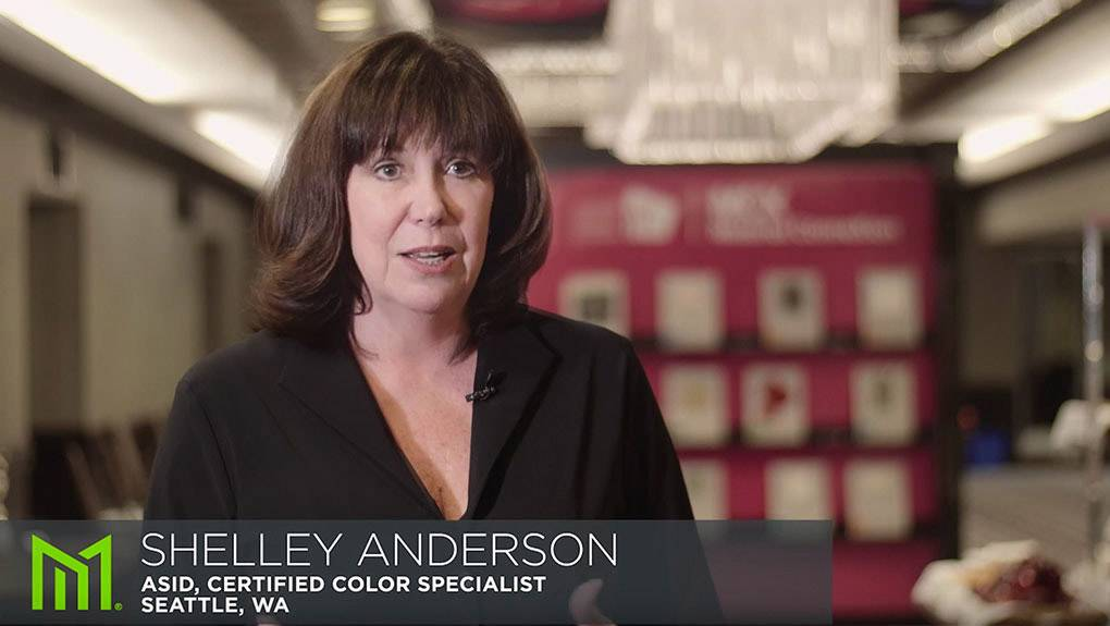 ASID Video Cover - Shelley Anderson, Certified Color Specialist