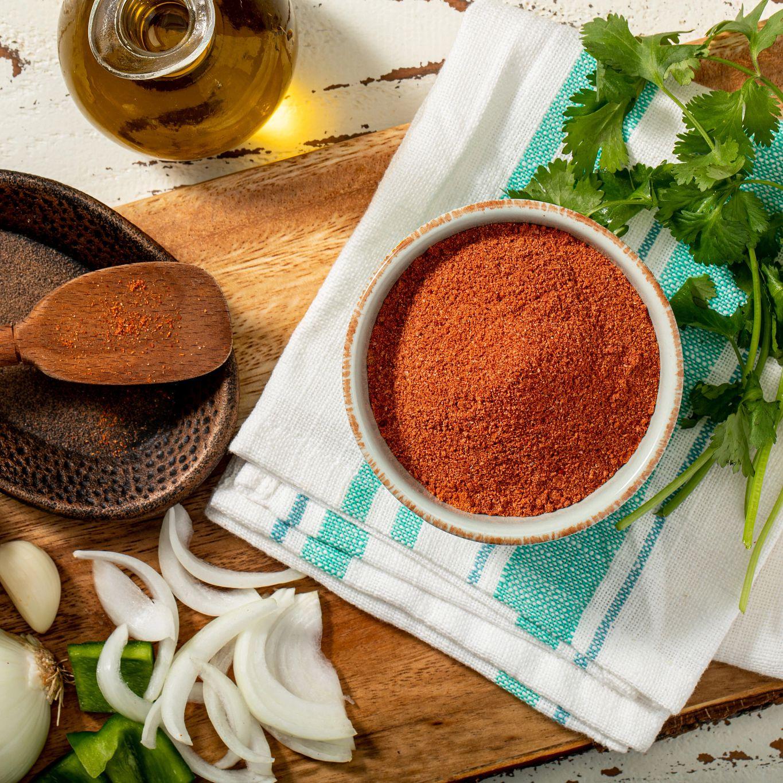 Homemade Sazon Seasoning