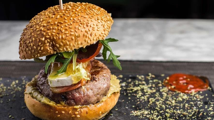 Chilli & Herb Beef Burgers