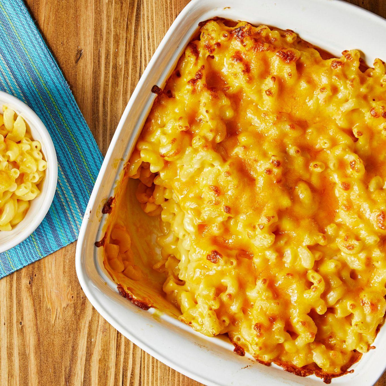 Easy Cheesy Mac and Cheese